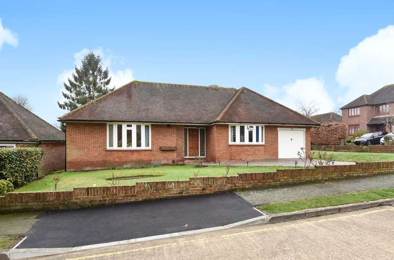 2 Bedrooms Detached Bungalow for sale in Horsell