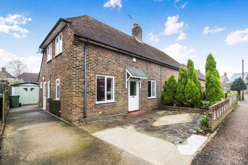 3 Bedrooms Semi Detached House for sale in Highlands Road, Horsham