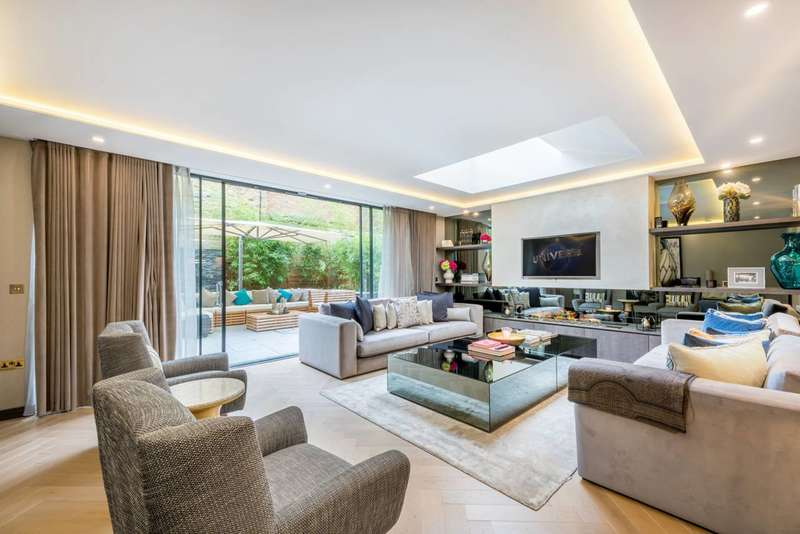 3 Bedrooms Flat for sale in Ovington Square, Knightsbridge, SW3