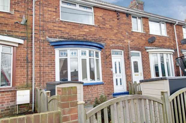 3 Bedrooms Terraced House for sale in Cambridge Terrace, Durham, DH6 5AY