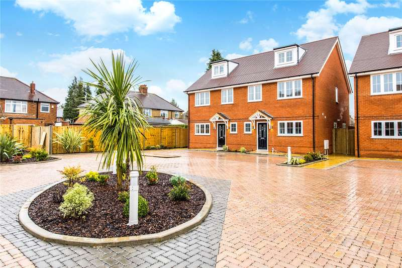 4 Bedrooms Semi Detached House for sale in Regents Place, Cressex Road, High Wycombe, HP12