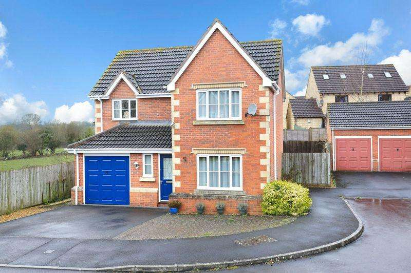 4 Bedrooms Detached House for sale in Spring Meadows, Trowbridge