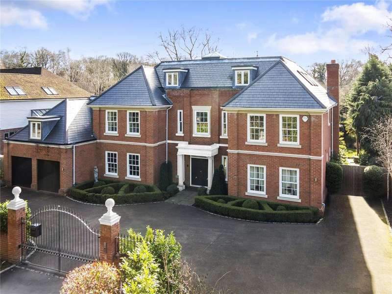 7 Bedrooms Detached House for sale in Water Lane, Cobham, Surrey, KT11