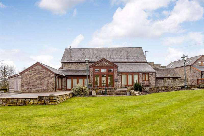 4 Bedrooms House for sale in Llanvihangel Crucorney, Abergavenny, Monmouthshire., NP7