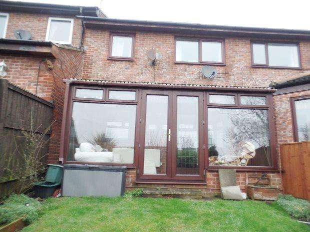 3 Bedrooms Terraced House for sale in CLAPPERSGATE, EASINGTON VILLAGE, PETERLEE AREA VILLAGES