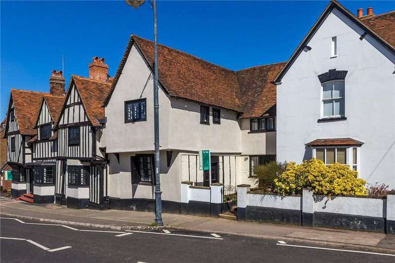 3 Bedrooms Terraced House for sale in High Street, Codicote, Hertfordshire