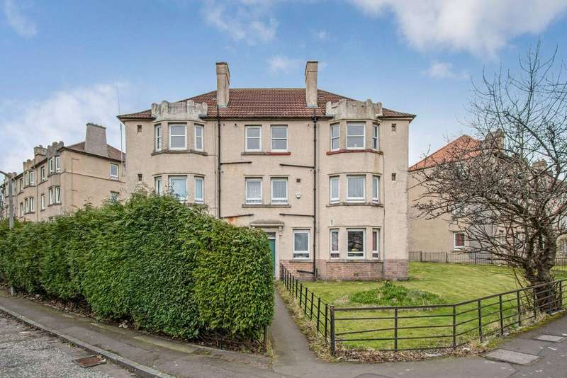 1 Bedroom Ground Flat for sale in 1/1 Sleigh Gardens, Craigentinny, Edinburgh, EH7 6EL