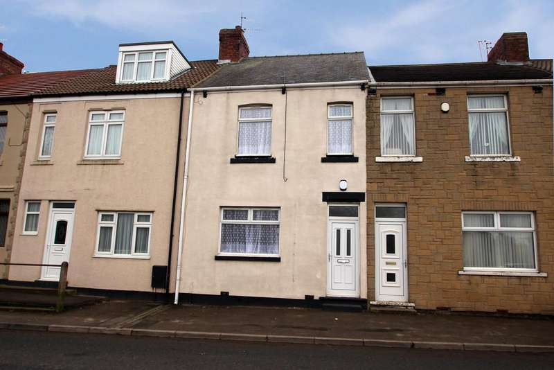 3 Bedrooms Terraced House for rent in Fallowfield Terrace, South Hetton, County Durham