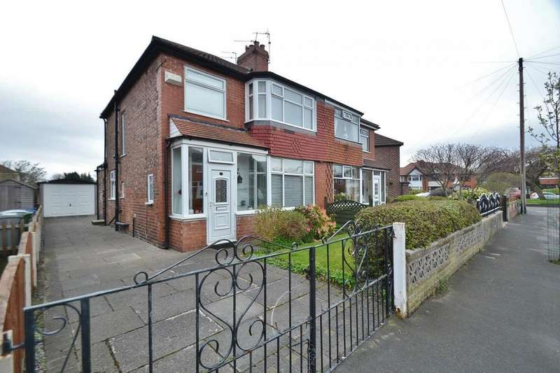 3 Bedrooms Semi Detached House for sale in Fieldvale Road, Sale
