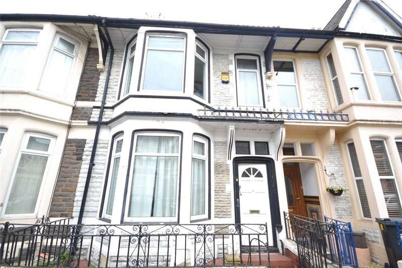 3 Bedrooms Terraced House for sale in Moorland Road, Splott, Cardiff, CF24