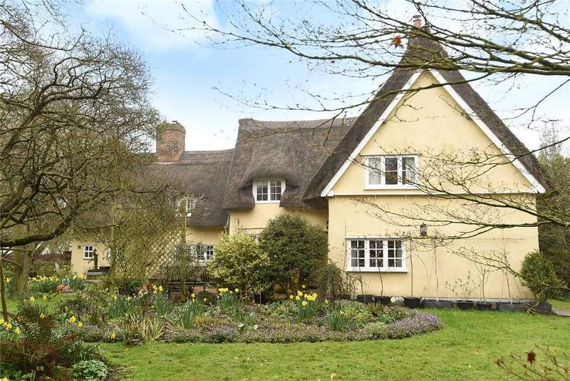 4 Bedrooms Detached House for sale in Elmswell, Bury St Edmunds, Suffolk, IP30
