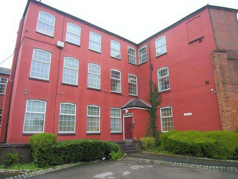 1 Bedroom Flat for sale in Cotterill Court, Butts Road, Walsall