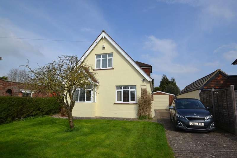 3 Bedrooms Chalet House for sale in Stone Lane, Worthing, West Sussex, BN13 2BQ