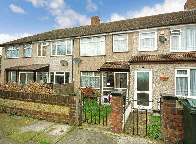 3 Bedrooms Terraced House for sale in Lavinia Road, Dartford, DA1