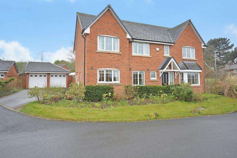 5 Bedrooms Detached House for sale in Aston Forge, Preston Brook, Cheshire