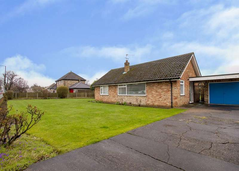 2 Bedrooms Detached Bungalow for sale in Amersall Road, Scawthorpe, Doncaster