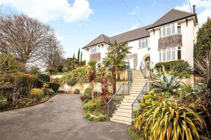 4 Bedrooms Detached House for sale in Coram Avenue, Lyme Regis, Dorset