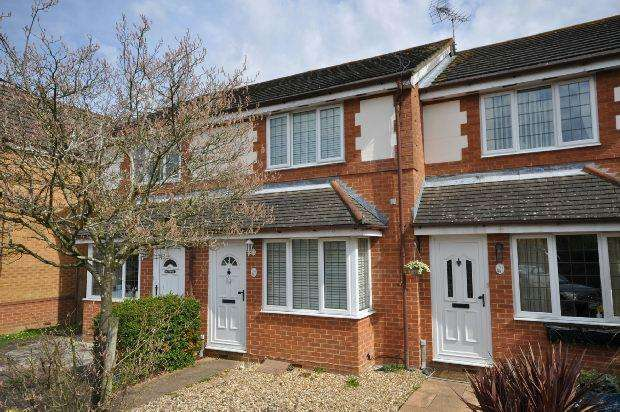2 Bedrooms Terraced House for sale in Peel Close, Woodley, Reading,