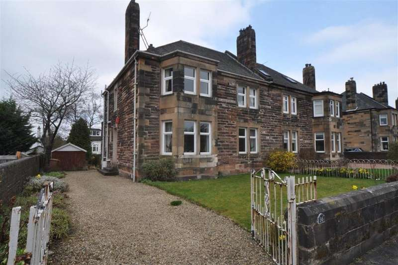 4 Bedrooms Semi-detached Villa House for sale in 36 Dolphin Road, Pollokshields, G41 4DZ