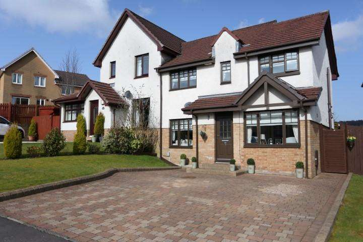 4 Bedrooms Semi-detached Villa House for sale in 16 St Andrews Drive, Bearsden, G61 4NW