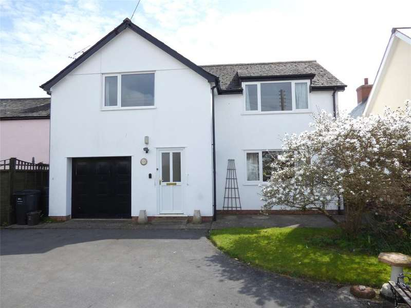 4 Bedrooms Detached House for sale in Half Acre, Williton, Taunton, Somerset, TA4