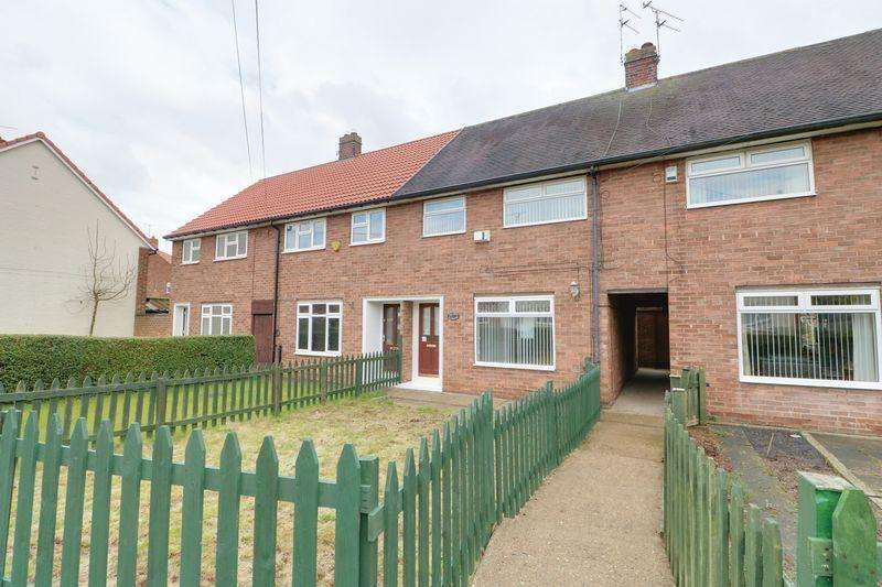 3 Bedrooms Terraced House for rent in Aspall Walk, Longhill, Hull