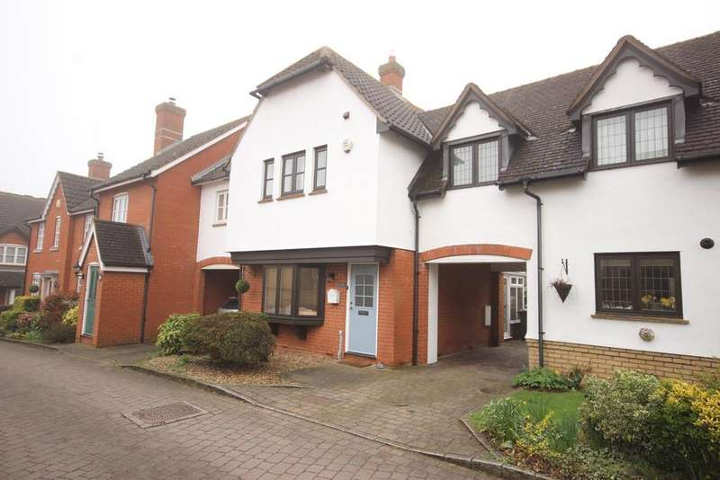 3 Bedrooms Terraced House for sale in The Beeches , Wrest Park, Silsoe, MK45
