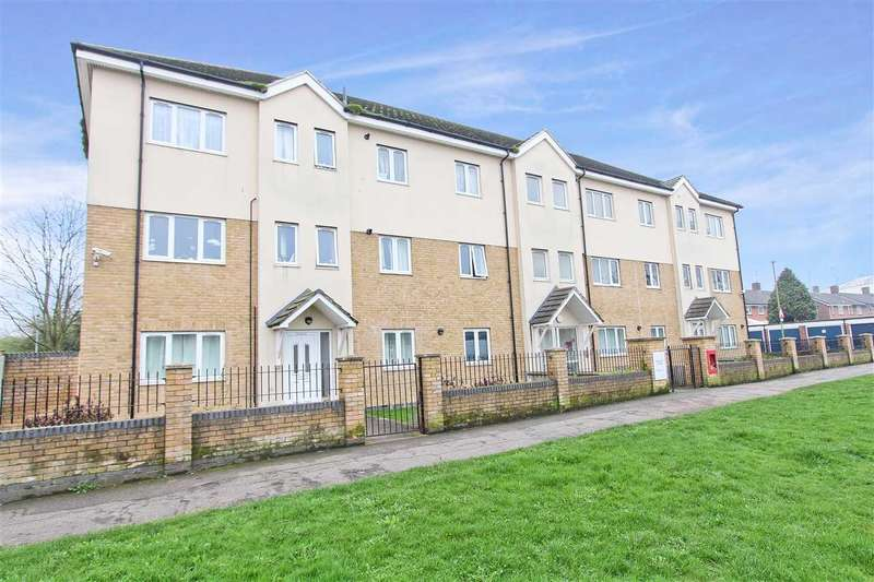 2 Bedrooms Apartment Flat for sale in Harvest Court, York Way, Watford