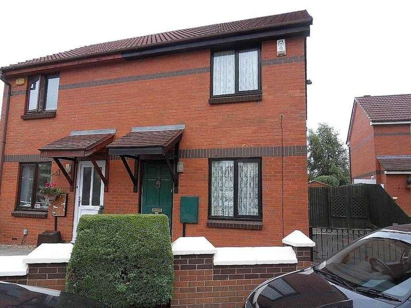 2 Bedrooms Semi Detached House for sale in Blossomville Way, Acocks Green, Birmingham