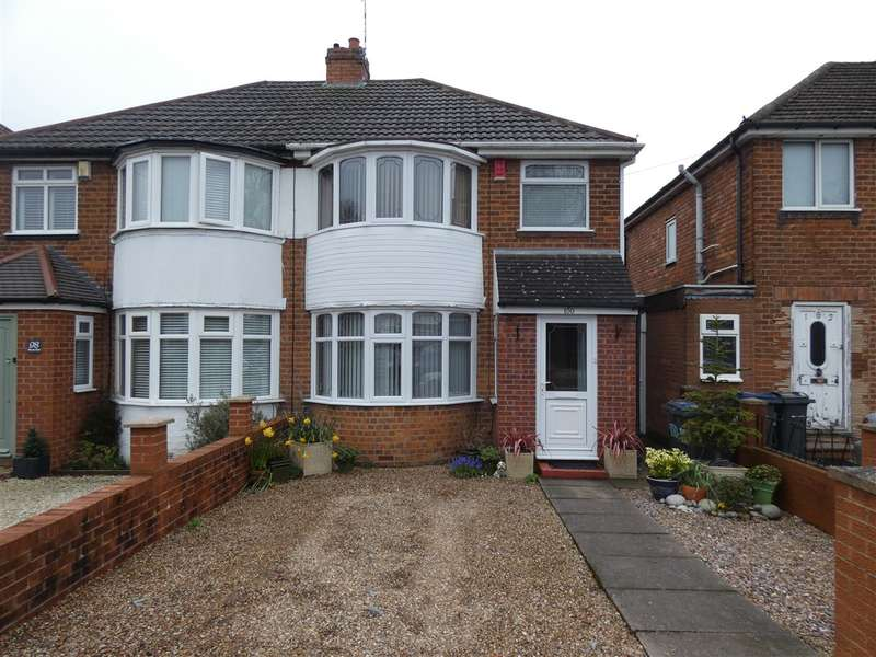 3 Bedrooms Semi Detached House for sale in Benedon Road, Sheldon, Birmingham