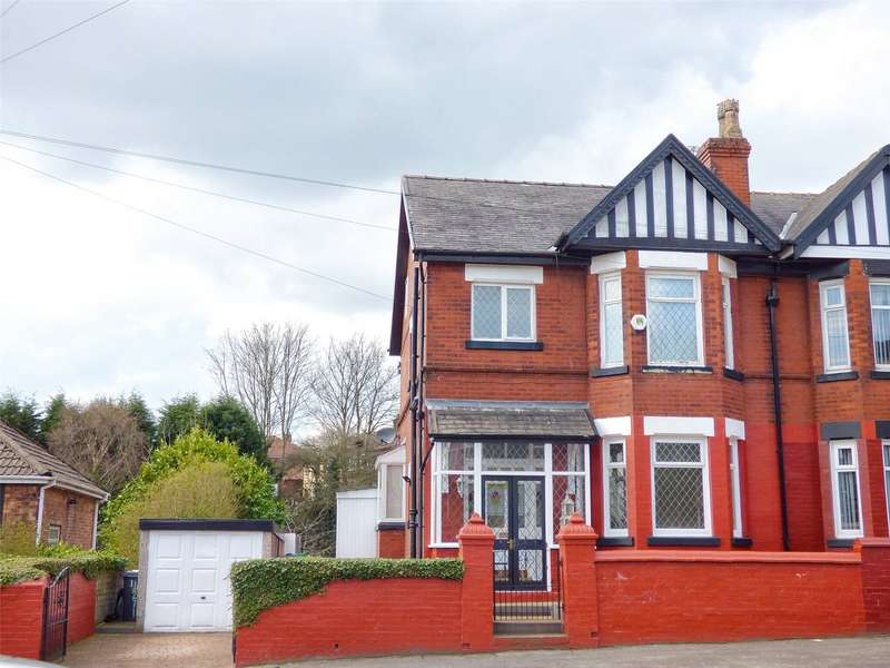 4 Bedrooms Semi Detached House for sale in Rochdale Road, Blackley, Manchester, M9