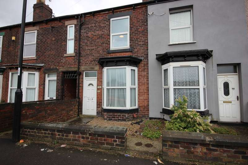 3 Bedrooms Terraced House for sale in Manor Lane, Sheffield S2