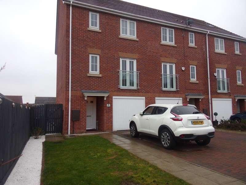 4 Bedrooms Property for sale in Horton Park, Blyth, Northumberland, NE24 4JD