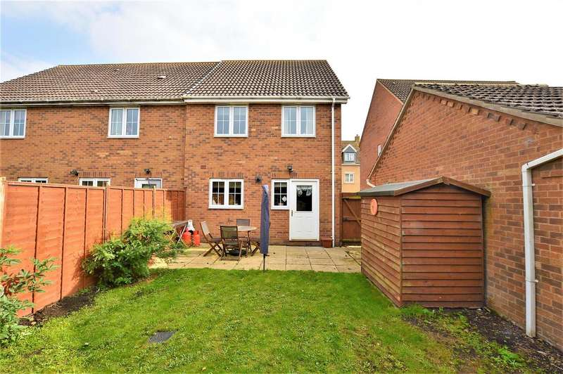 3 Bedrooms Detached House for sale in Collyns Way, Collyweston, Stamford
