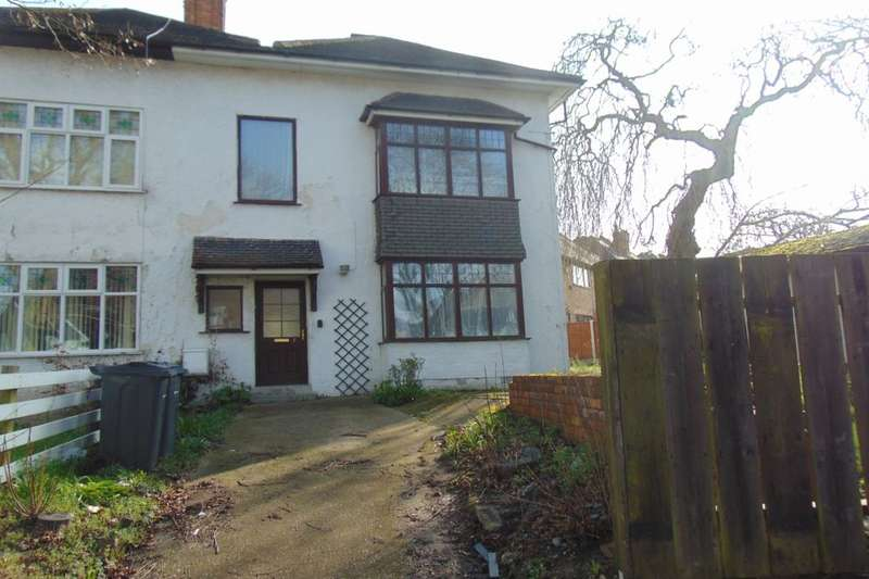 4 Bedrooms Semi Detached House for sale in Old Farm Road, Stechford, Birmingham, B33
