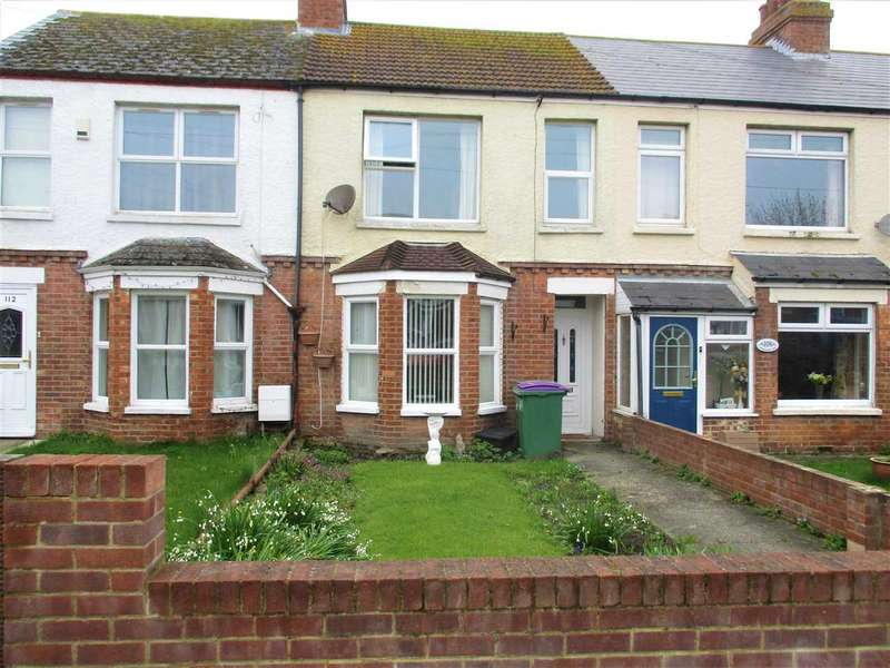 3 Bedrooms Terraced House for sale in Somerset Road, Folkestone