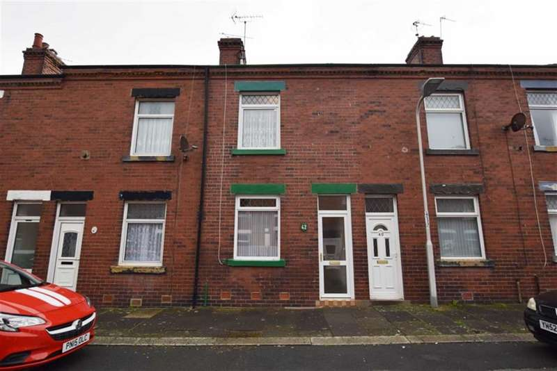 2 Bedrooms Terraced House for sale in Westmorland Street, Barrow-in-Furness, Cumbria