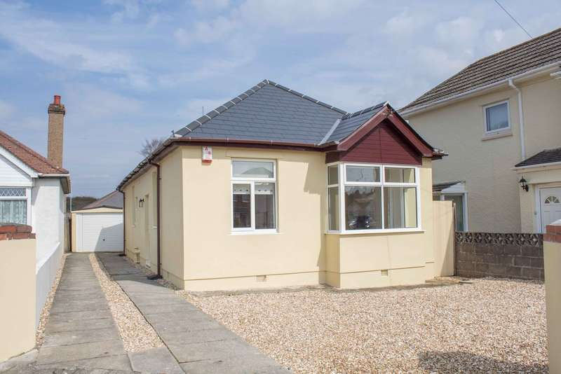 2 Bedrooms Detached Bungalow for sale in Crownhill, Plymouth