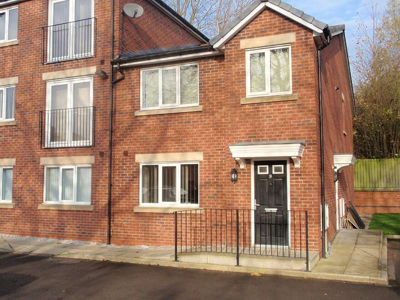 2 Bedrooms Apartment Flat for sale in Victoria Court, Neville Street, Wigan, Greater Manchester, WN2 5AU