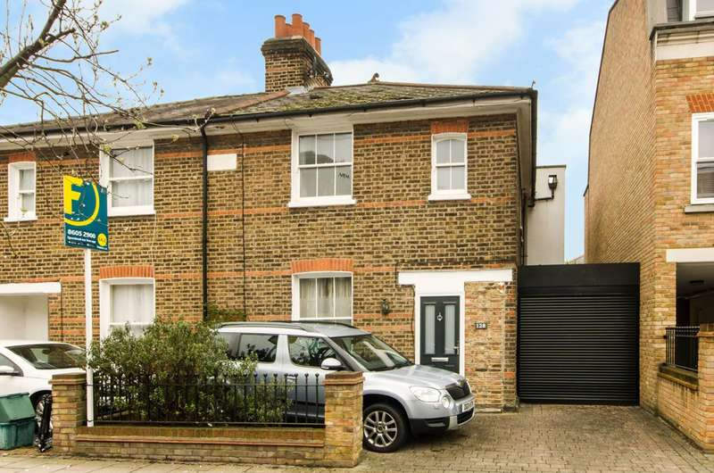 3 Bedrooms Semi Detached House for sale in Hartfield Road, Wimbledon, SW19