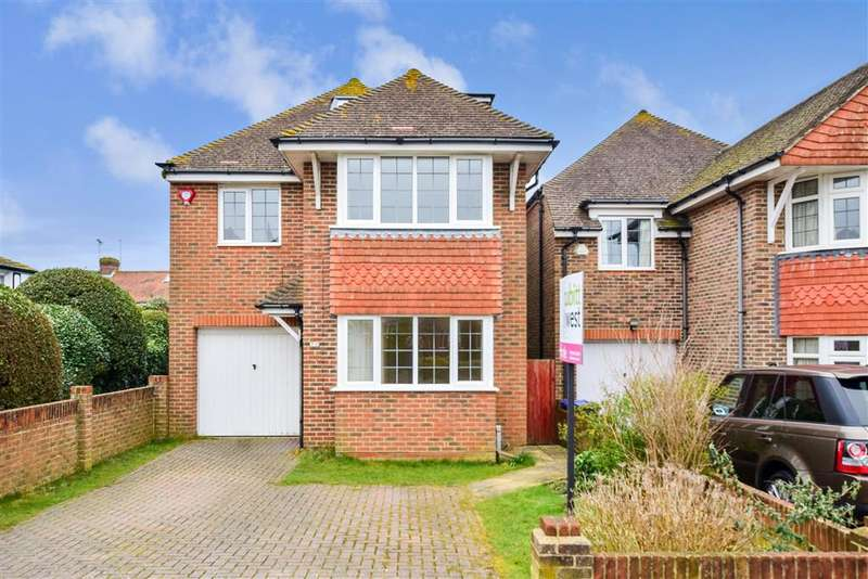 6 Bedrooms Detached House for sale in Wallace Avenue, , Worthing, West Sussex