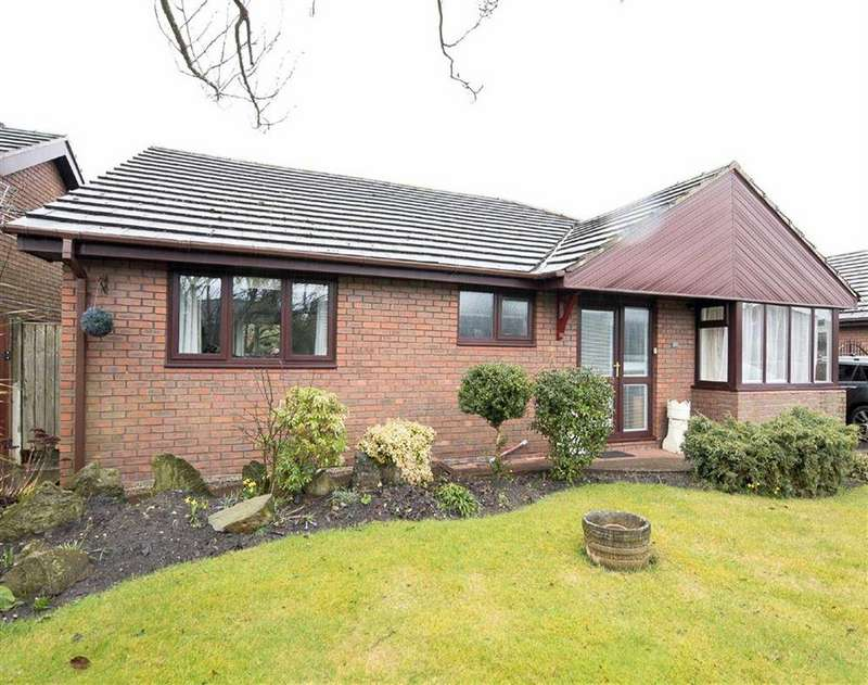3 Bedrooms Detached Bungalow for sale in Willow Green, Rufford, L40
