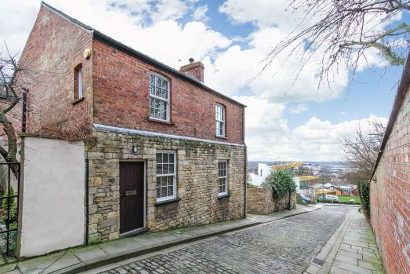 4 Bedrooms Cottage House for rent in Michaelgate, Lincoln
