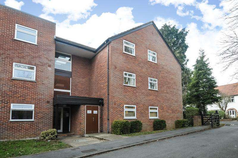 2 Bedrooms Apartment Flat for sale in Manor Court, 15 Beech Road, Oxford, Oxfordshire
