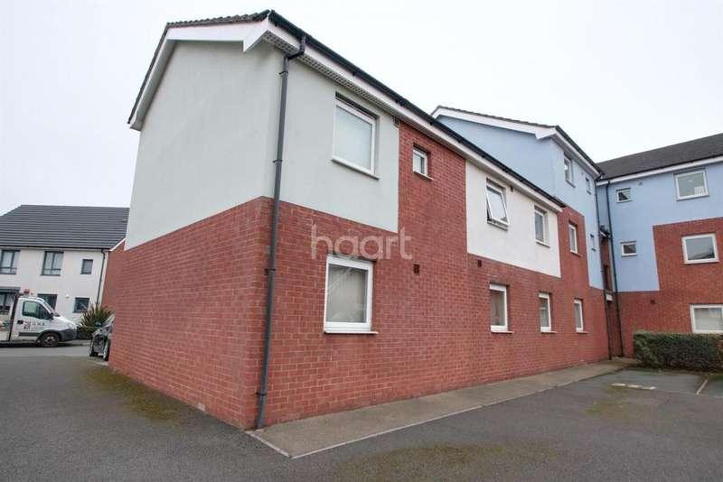 2 Bedrooms Flat for sale in Ariel Reach, Newport