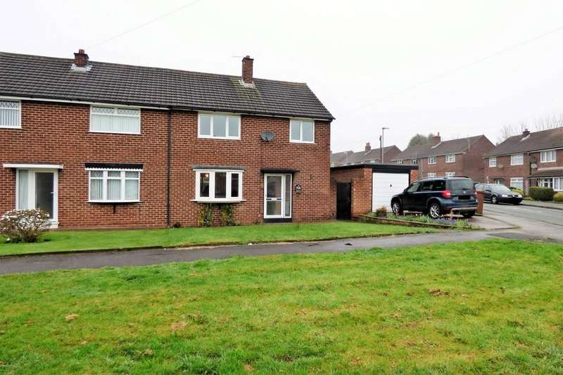 3 Bedrooms Semi Detached House for sale in Sycamore Road, Stapenhill