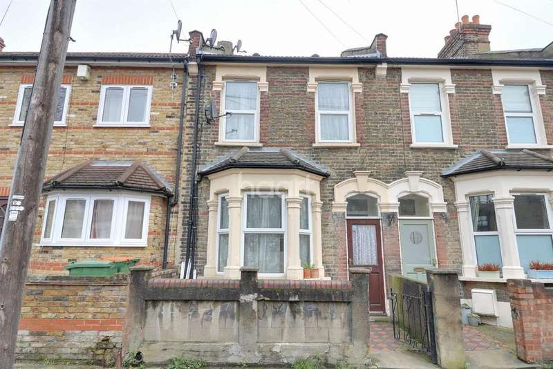 3 Bedrooms Terraced House for sale in Ranelagh Road, East Ham
