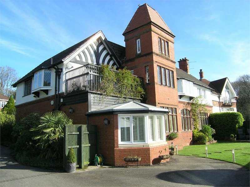 3 Bedrooms Flat for sale in Cwrt Cefn, Lisvane, Cardiff