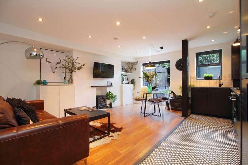 1 Bedroom Flat for sale in Isledon Road, N7 7JP