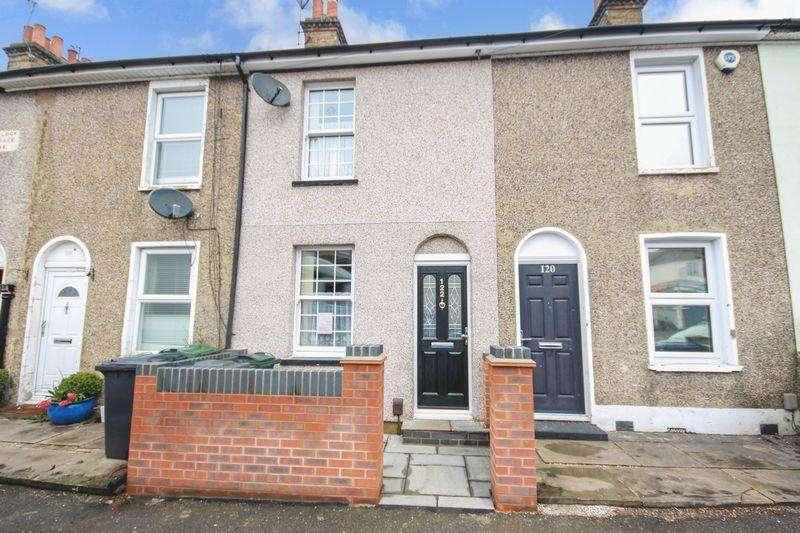 2 Bedrooms Terraced House for sale in Dartford Road, Dartford